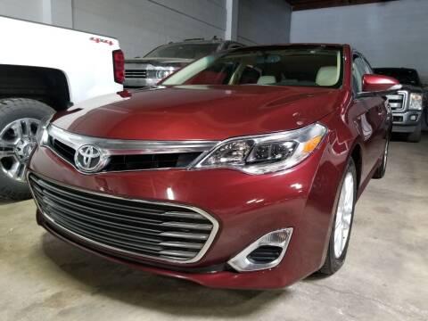 2015 Toyota Avalon for sale at 916 Auto Mart in Sacramento CA