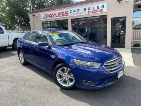 2015 Ford Taurus for sale at PAYLESS CAR SALES of South Amboy in South Amboy NJ