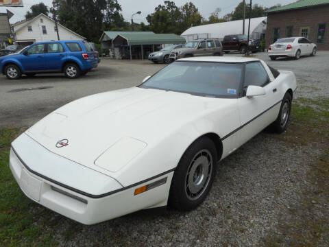 1985 Chevrolet Corvette for sale at Sleepy Hollow Motors in New Eagle PA