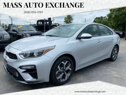 2019 Kia Forte for sale at Mass Auto Exchange in Framingham MA