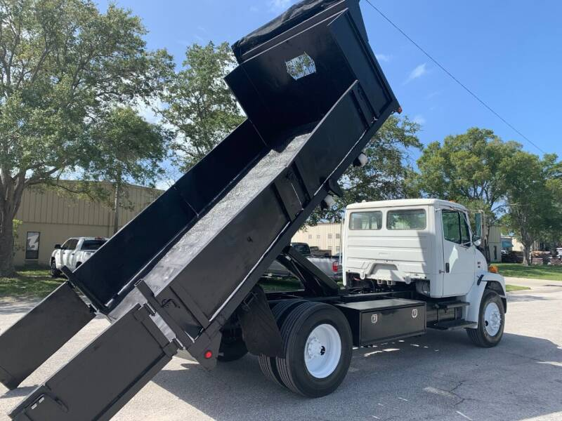 2003 Freightliner FL70 for sale at Transtar Motors in Clearwater FL