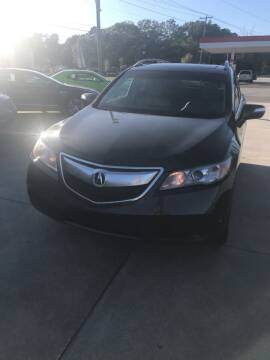 2014 Acura RDX for sale at Safeway Motors Sales in Laurinburg NC