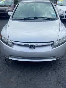 2008 Honda Civic for sale at Right Choice Automotive in Rochester NY
