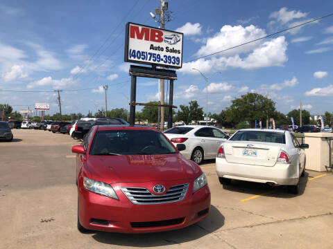 2009 Toyota Camry Hybrid for sale at MB Auto Sales in Oklahoma City OK