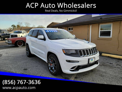 2015 Jeep Grand Cherokee for sale at ACP Auto Wholesalers in Berlin NJ