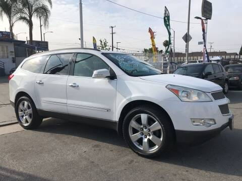 2009 Chevrolet Traverse for sale at Olympic Motors in Los Angeles CA