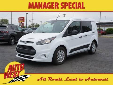 2015 Ford Transit Connect Cargo for sale at Autowest of GR in Grand Rapids MI