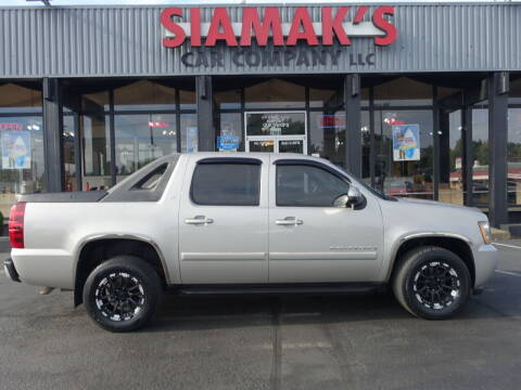 2008 Chevrolet Avalanche for sale at Siamak's Car Company llc in Salem OR