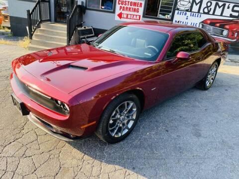 2017 Dodge Challenger for sale at M&M's Auto Sales & Detail in Kansas City KS