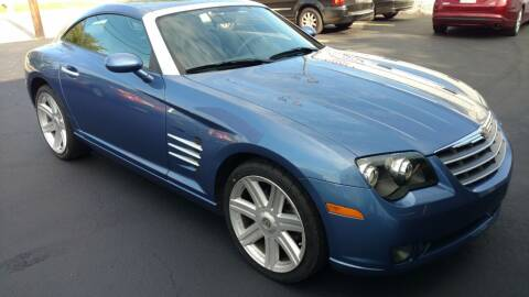 2005 Chrysler Crossfire for sale at Graft Sales and Service Inc in Scottdale PA