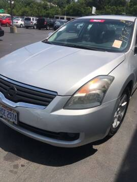 2009 Nissan Altima for sale at Car Kings in Cincinnati OH