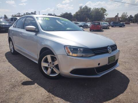 2013 Volkswagen Jetta for sale at Canyon View Auto Sales in Cedar City UT