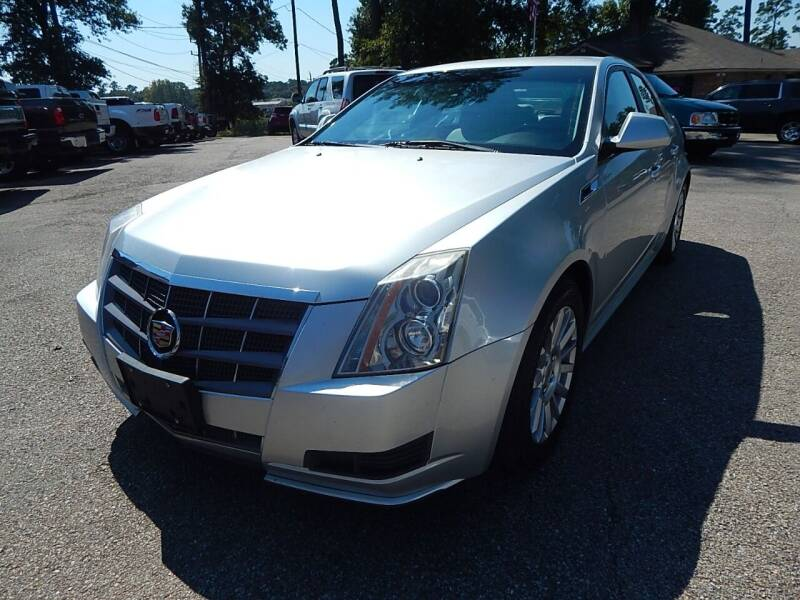 2011 Cadillac CTS for sale at Medford Motors Inc. in Magnolia TX