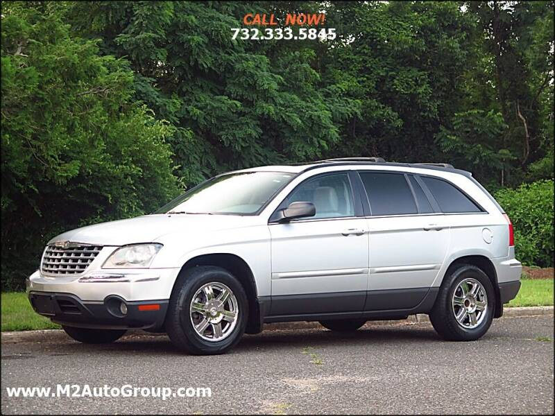2005 Chrysler Pacifica for sale at M2 Auto Group Llc. EAST BRUNSWICK in East Brunswick NJ