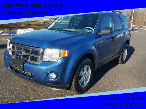 2009 Ford Escape for sale at Sud Weist Auto Sales Inc in Maple Shade NJ