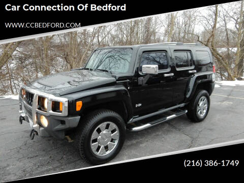 2007 HUMMER H3 for sale at Car Connection of Bedford in Bedford OH