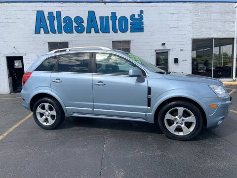 2013 Chevrolet Captiva Sport for sale at Atlas Auto in Rochelle IL
