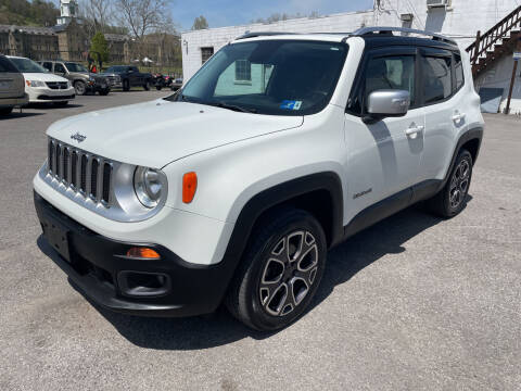 2015 Jeep Renegade for sale at Turner's Inc in Weston WV