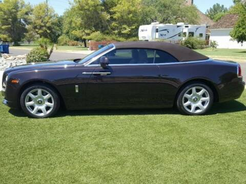 2016 Rolls-Royce Dawn for sale at Classic Car Deals in Cadillac MI