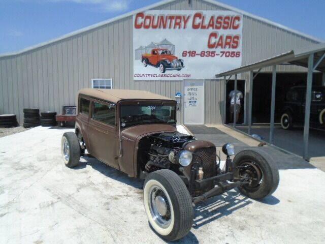 1930 Ford Crown Victoria for sale in Staunton, IL