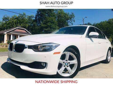 2015 BMW 3 Series for sale at E-Z Auto Finance - E-Biz Auto in Marietta GA