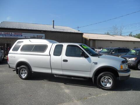 2000 Ford F-150 for sale at All Cars and Trucks in Buena NJ