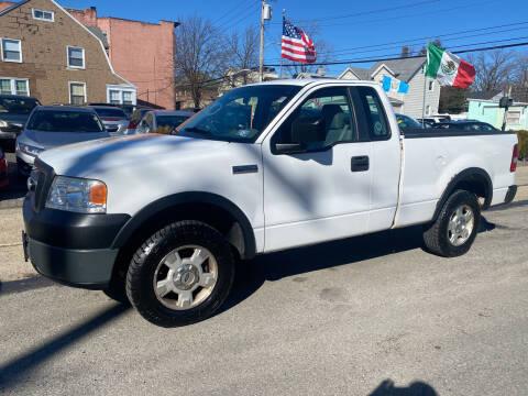 2007 Ford F-150 for sale at White River Auto Sales in New Rochelle NY