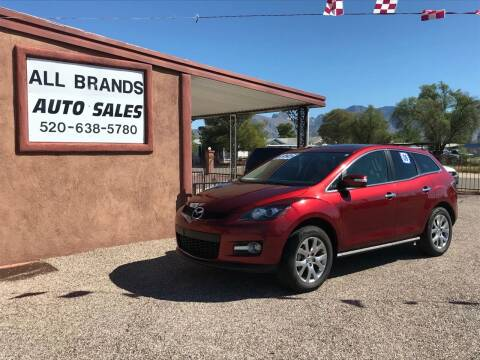 2009 Mazda CX-7 for sale at All Brands Auto Sales in Tucson AZ