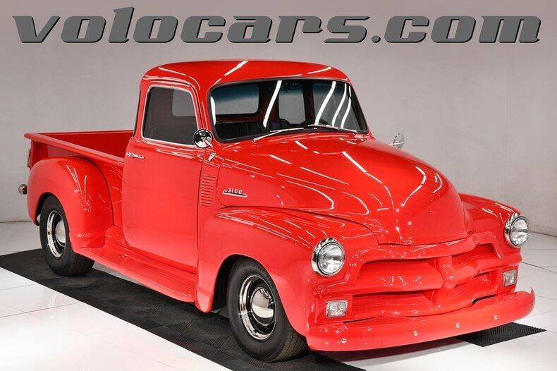 1954 Chevrolet 3100 for sale in Volo, IL