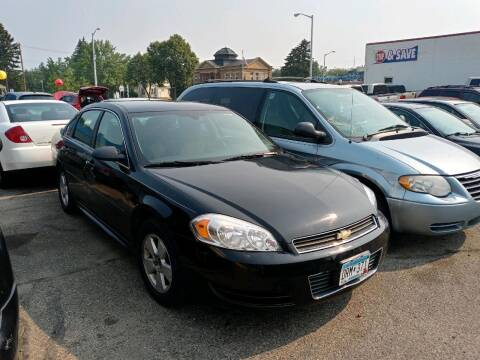 2011 Chevrolet Impala for sale at Tower Motors in Brainerd MN