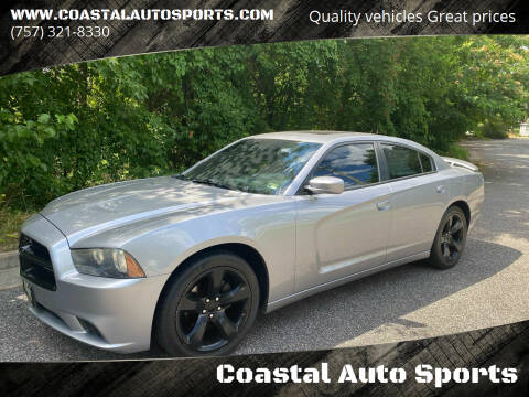 2014 Dodge Charger for sale at Coastal Auto Sports in Chesapeake VA