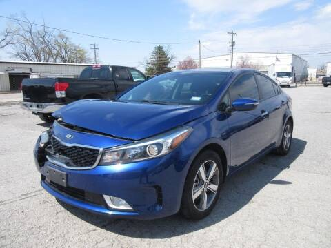 2018 Kia Forte for sale at Grays Used Cars in Oklahoma City OK