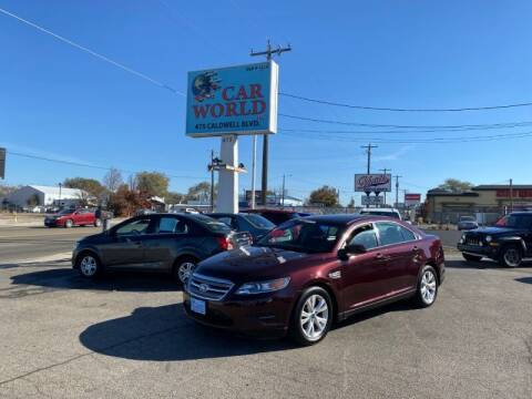 2011 Ford Taurus for sale at CAR WORLD in Nampa ID