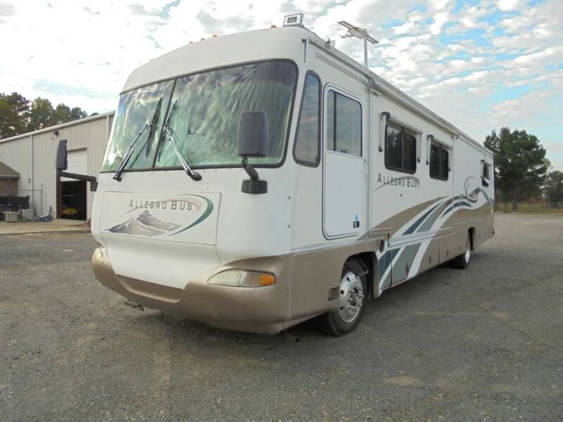 1999 TIFFIN ALLEGRO BUS M-37 DIESEL for sale at US PAWN AND LOAN in Austin AR