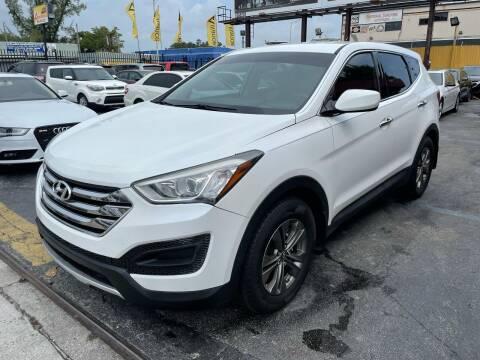 2014 Hyundai Santa Fe Sport for sale at AUTO ALLIANCE LLC in Miami FL