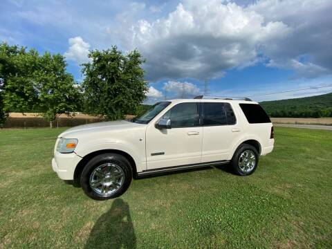 2008 Ford Explorer for sale at Tennessee Valley Wholesale Autos LLC in Huntsville AL