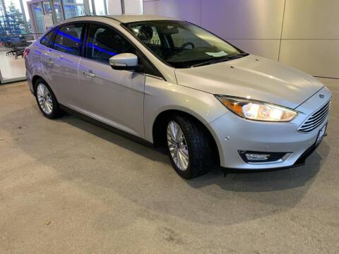 2015 Ford Focus for sale at Ford Trucks in Ellisville MO