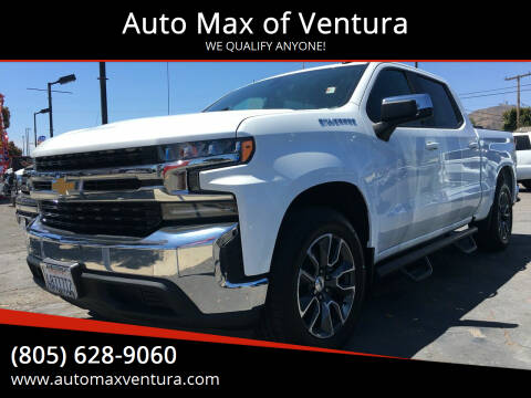 2019 Chevrolet Silverado 1500 for sale at Auto Max of Ventura in Ventura CA