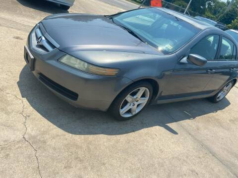 2004 Acura TL for sale at Whites Auto Sales in Portsmouth VA