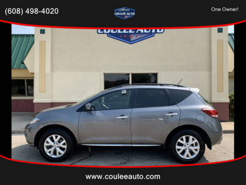 2013 Nissan Murano for sale at Coulee Auto in La Crosse WI