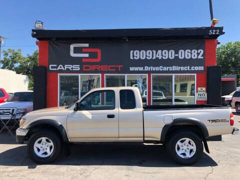 2004 Toyota Tacoma for sale at Cars Direct in Ontario CA