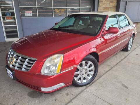 2008 Cadillac DTS for sale at Car Planet Inc. in Milwaukee WI