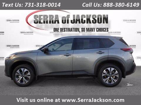 2021 Nissan Rogue for sale at Serra Of Jackson in Jackson TN