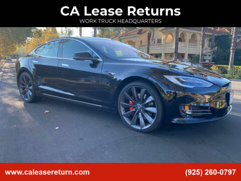 2017 Tesla Model S for sale at CA Lease Returns in Livermore CA