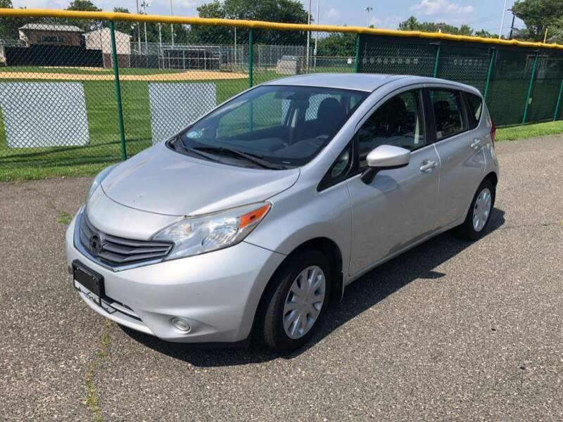 2015 Nissan Versa Note for sale at Cars With Deals in Lyndhurst NJ