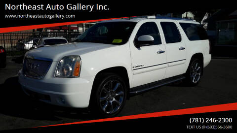 2007 GMC Yukon XL for sale at Northeast Auto Gallery Inc. in Wakefield MA
