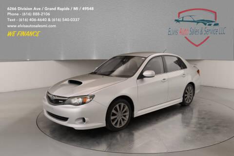 2010 Subaru Impreza for sale at Elvis Auto Sales LLC in Grand Rapids MI