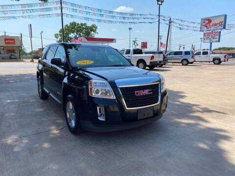 2013 GMC Terrain for sale at Russell Smith Auto in Fort Worth TX