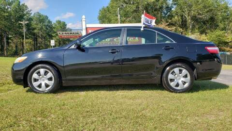 2009 Toyota Camry for sale at Super Sport Auto Sales in Hope Mills NC