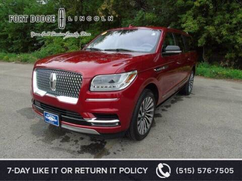 2018 Lincoln Navigator L for sale at Fort Dodge Ford Lincoln Toyota in Fort Dodge IA
